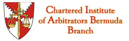 Chartered Institute of Arbitrators Bermuda Logo
