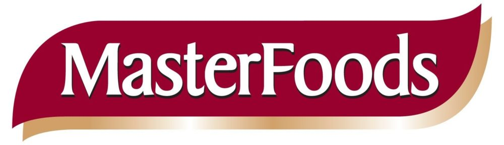 Masterfoods Logo