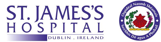 St James Hospital Logo