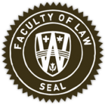 Faculty of Law Seal