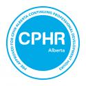 CPHR Alberta logo